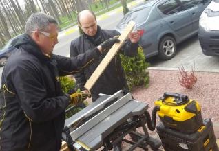 Презентация инструментов и оборудования DeWalt, магазин электроинструмента