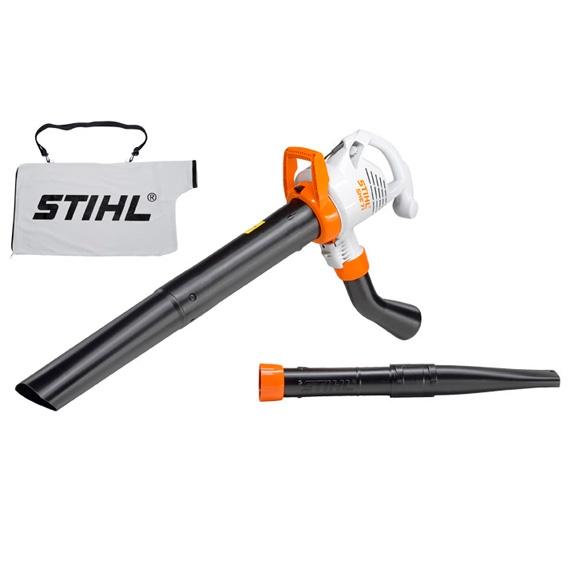 Купить Бесшумный электрический всасывающий измельчитель STIHL SHE 71 Ирпень Киев Буча Киевская область