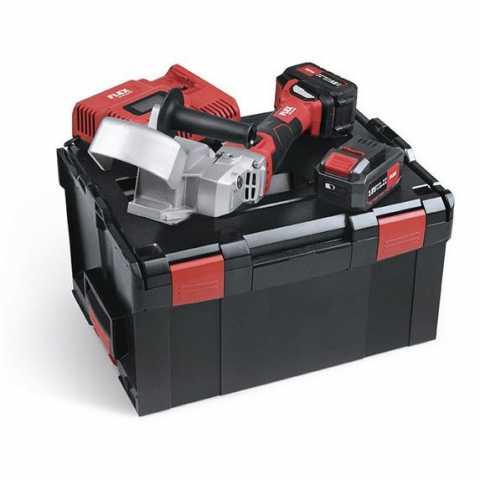 Купить Аккумуляторная фрезерная машина FLEX RFE 40 18.0-EC/5.0 Set  Ирпень Киев Буча Киевская область