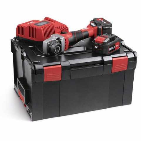 Купить Аккумуляторный базовый двигатель FLEX BME 18.0-EC/5.0 Set  Ирпень Киев Буча Киевская область
