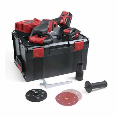 Купить Аккумуляторный инструмент SUPRAFLEX SE 125 18.0-EC/5.0 Set Ирпень Киев Буча Киевская область