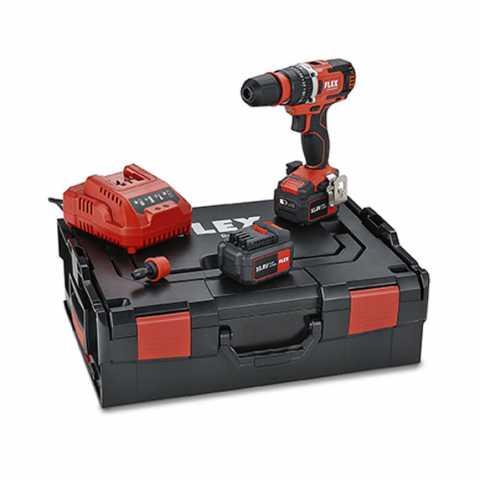 Купить Аккумуляторный ударный дрель-шуруповёрт FLEX PD 2G 10.8-EC/6.0 Set  Ирпень Киев Буча Киевская область