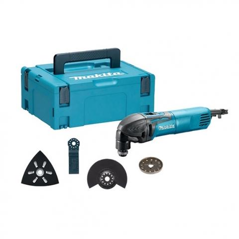 Купить Сетевой универсальный многофункциональный инструмент Makita TM 3000 CX1J Ирпень Киев Буча Киевская область