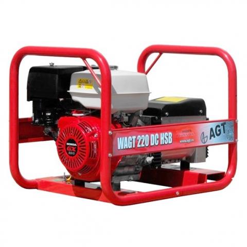 Купить Генератор бензиновый сварочный AGT WAGT 220 DC HSB PL Ирпень Киев Буча Киевская область