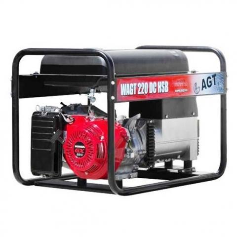 Купить Генератор бензиновый сварочный AGT WAGT 220 DC HSB R26 Ирпень Киев Буча Киевская область