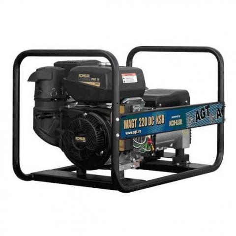 Купить Генератор бензиновый сварочный AGT WAGT 220 DC KSB Ирпень Киев Буча Киевская область