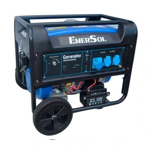 Купить Генератор бензиновый EnerSol SG-8EB Ирпень Киев Буча Киевская область