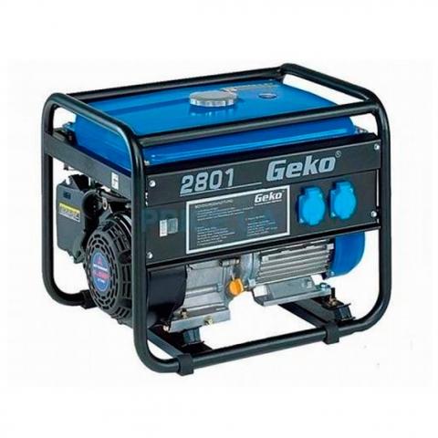 Купить Бензиновый генератор однофазный асинхронный GEKO 2801E-A MHBA Ирпень Киев Буча Киевская область