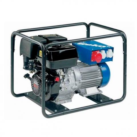 Купить Бензиновый генератор трехфазный асинхронный GEKO 4400ED-A-HHBA Ирпень Киев Буча Киевская область