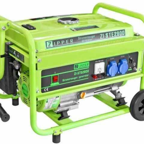 КупитьБензиновый генератор Zipper ZI-STE2800 Ирпень Киев Буча Киевская область