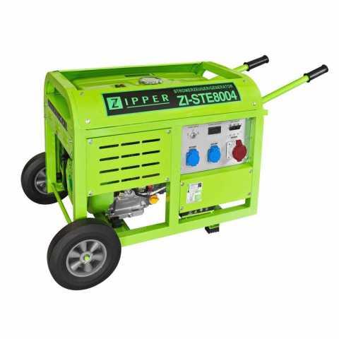 КупитьБензиновый генератор Zipper ZI-STE8004 Ирпень Киев Буча Киевская область