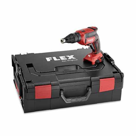 Купить Бесщеточный аккумуляторный шуруповерт для гипсокартона FLEX DW 45 18.0-EC  Ирпень Киев Буча Киевская область