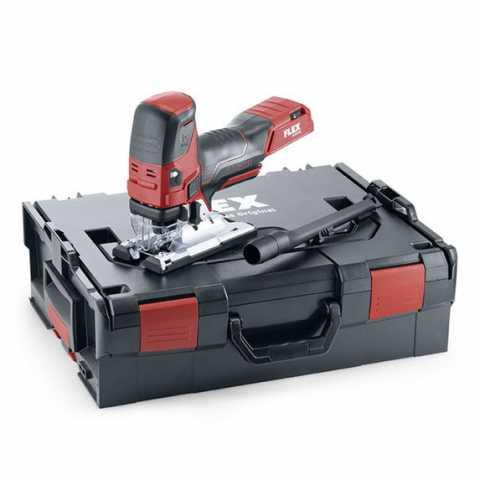 Купить Бесщёточная аккумуляторная лобзиковая пила FLEX JS 18.0-EC Ирпень Киев Буча Киевская область