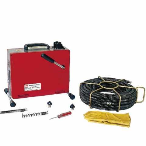 Купить Универсальная секционная прочистная машина Dali GQ-100 в интернет магазине инструментов Ирпень Буча Киев Украина