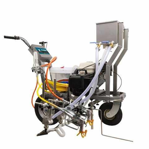 Купить Машина для нанесения дорожной разметки Dino-power DP-6335L в интернет магазине инструментов Ирпень Буча Киев Украина