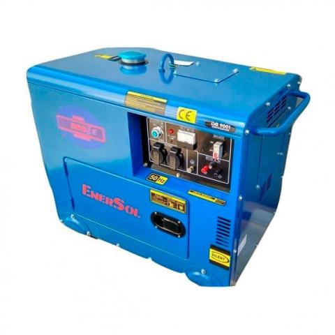 Купить Бензиновый сварочный генератор однофазный EnerSol SDS-6E Ирпень Киев Буча Киевская область