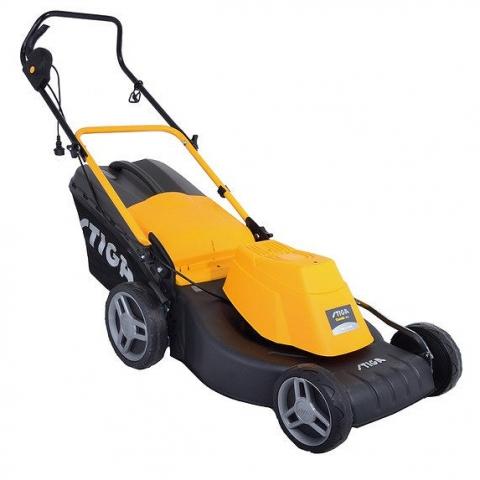 Купить Электрическая газонокосилка Stiga Combi 48E Ирпень Киев Буча Киевская область