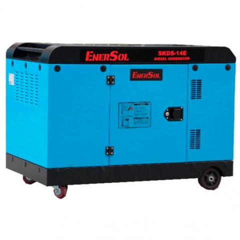 Купить Генератор дизельный EnerSol SKDS-14EB Ирпень Киев Буча Киевская область