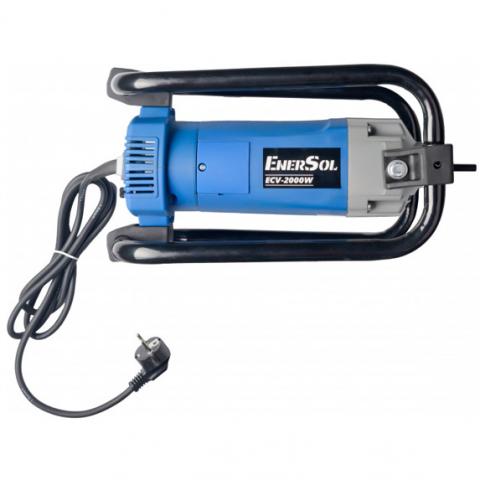 Купить Глубинный вибратор EnerSol ECV-2000W Ирпень Киев Буча Киевская область