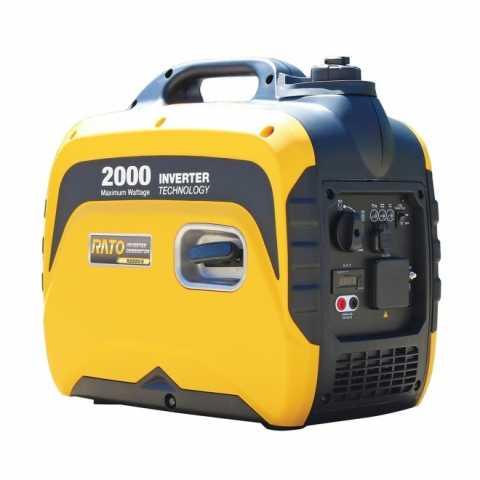Купить Инверторный генератор RATO R2000iS Киев Ирпень Буча Toolmaster