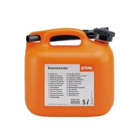 Купить Канистра для бензина STIHL 5 л, оранжевая Ирпень Киев Буча Киевская область