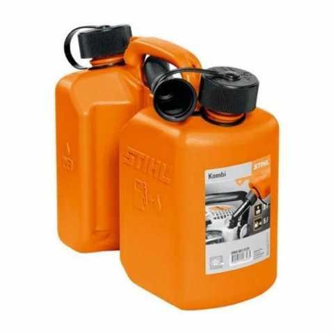 Купить Комбиканистра профессиональная STIHL 3 л для топливной смеси и 1,5 л для цепного масла Ирпень Киев Буча Киевская область