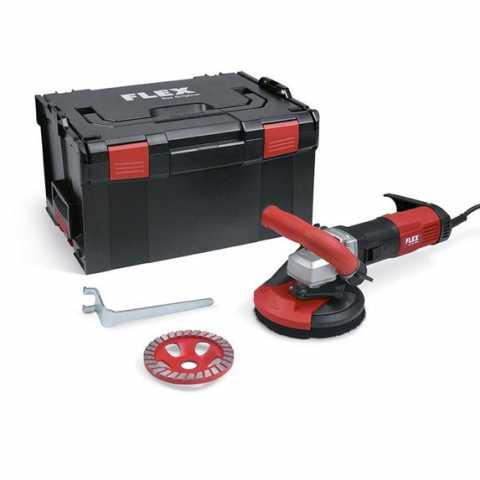 Купить Компактная шлифовальная машина для санационных работ FLEX LD 16-8 125 R,Kit TurboJet II Ирпень Киев Буча Киевская область