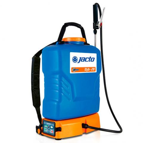 Купить Опрыскиватель аккумуляторный Jacto DJB-20 фирменный магазин Украина. Официальный сайт по продаже инструмента
