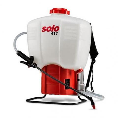 Купить Опрыскиватель аккумуляторный ранцевый SOLO 417 фирменный магазин Украина. Официальный сайт по продаже инструмента