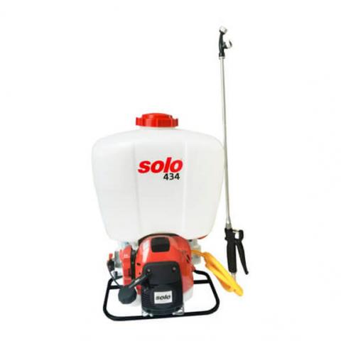 Купить Опрыскиватель бензиновый ранцевый SOLO 434 фирменный магазин Украина. Официальный сайт по продаже инструмента
