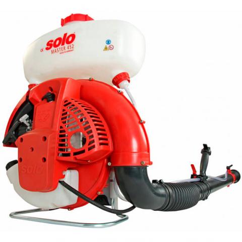 Купить Опрыскиватель бензиновый ранцевый SOLO MASTER452 фирменный магазин Украина. Официальный сайт по продаже инструмента