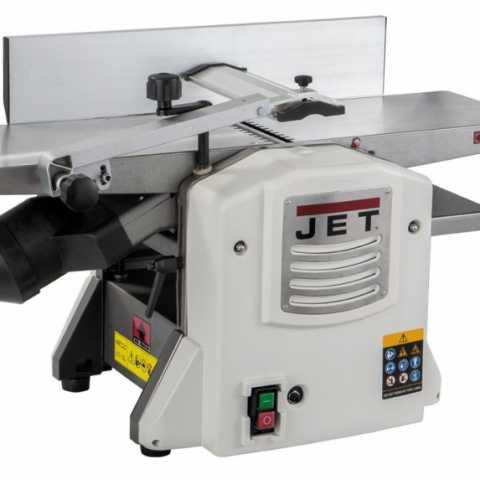 Купить JET Фуговально-рейсмусовый станок JET JPT-8B-M фирменный магазин Украина. Официальный сайт по продаже инструмента JET