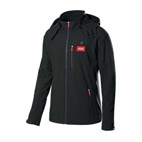 Купить Куртка с подогревом от аккумулятора FLEX TJ 10.8/18.0 XXL Ирпень Киев Буча Киевская область