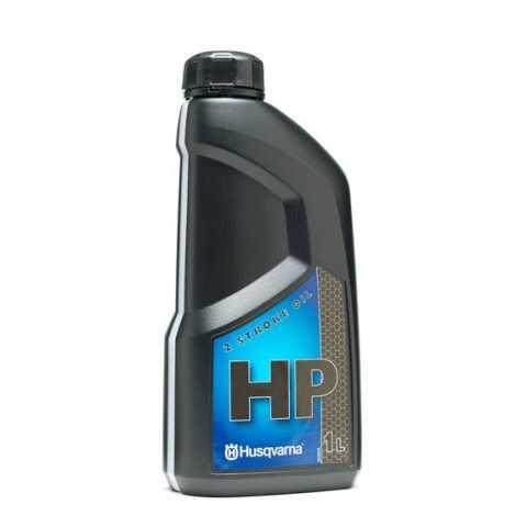 Купить Масло Husqvarna HP 1 л  для двухтактных двигателей (полусинтетика, моющая присадка) Ирпень Киев Буча Киевская область