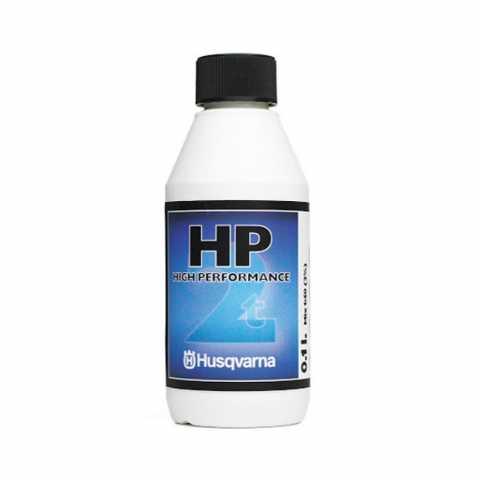 Купить Масло Husqvarna HP 100 мл для двухтактных двигателей (полусинтетика, моющая присадка) Ирпень Киев Буча Киевская область