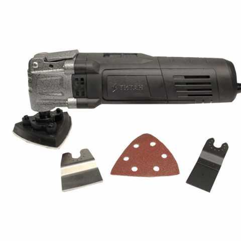 Купить Многофункциональная шлифовальная машина (реноватор) TITAN PR36 Украина
