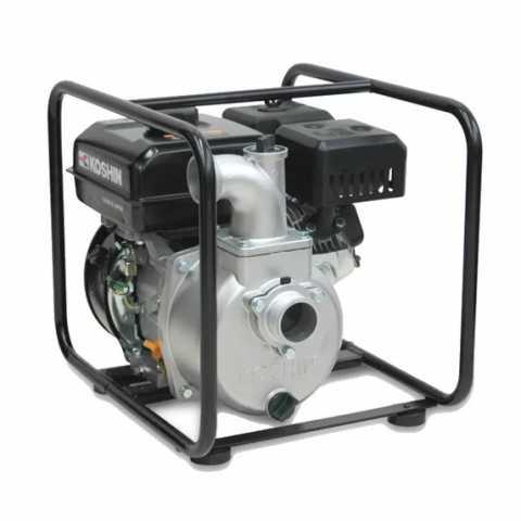 Купить Мотопомпа бензиновая для чистой воды KOSHIN SEV-50X Ирпень Киев Буча Киевская область