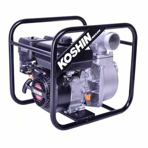 Купить Мотопомпа бензиновая для чистой воды KOSHIN SEV-80X Ирпень Киев Буча Киевская область