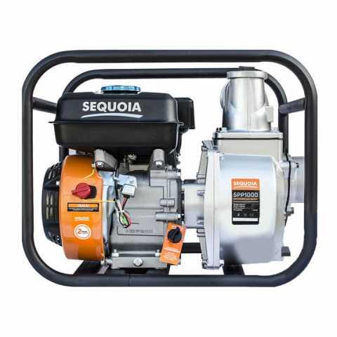 Купить Мотопомпа бензиновая для чистой воды SEQUOIA SPP1000 Ирпень Киев Буча Киевская область