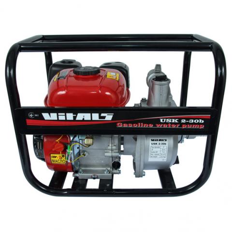 Купить Мотопомпа бензиновая Vitals USK 2-30b Ирпень Киев Буча Киевская область