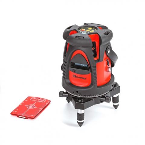 Купить Нивелир лазерный ProLaser AllLines до 40 м для внутренних и внешних работ 6 линий 2 горизонтальные 4 вертикальные Ирпень Киев Буча Киевская область