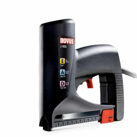 Купить Степлер электрический NOVUS J-105 в интернет магазине инструментов Ирпень Буча Киев Украина