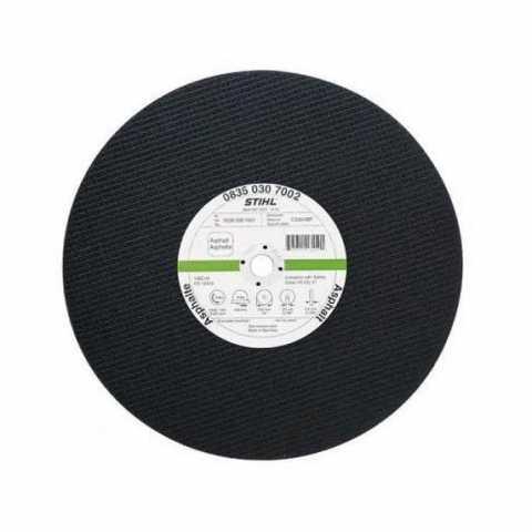 Купить Отрезной диск по асфальту STIHL из синтетической смолы Ø400 мм х 4,5 мм Ирпень Киев Буча Киевская область