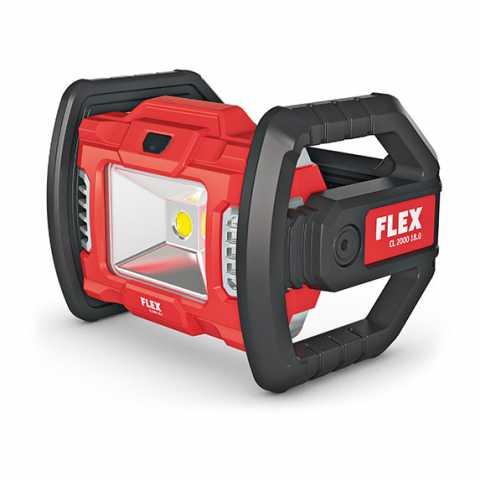 Купить Промышленный аккумуляторный светодиодный прожектор с двумя ступенями яркости FLEX CL 2000 18.0  Ирпень Киев Буча Киевская область