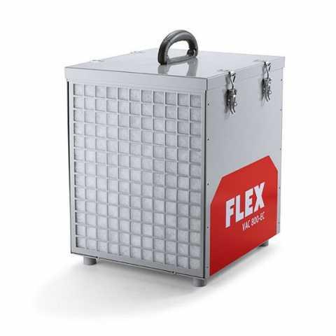 Купить Промышленный воздухоочиститель FLEX VAC 800-EC Kit H14 Ирпень Киев Буча Киевская область