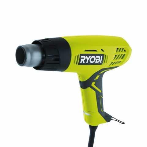 Купить Строительный фен Ryobi EHG2000 в интернет магазине инструментов Ирпень Буча Киев Украина