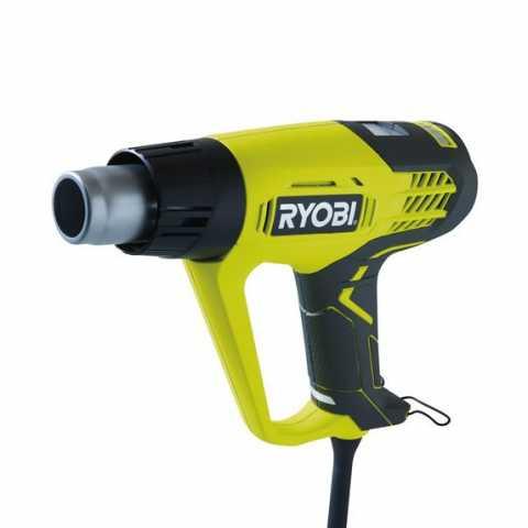 Купить Строительный фен Ryobi EHG2020LCD в интернет магазине инструментов Ирпень Буча Киев Украина