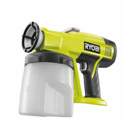 Купить Аккумуляторный скоростной краскопульт Ryobi P620 18В в интернет магазине инструментов Ирпень Буча Киев Украина