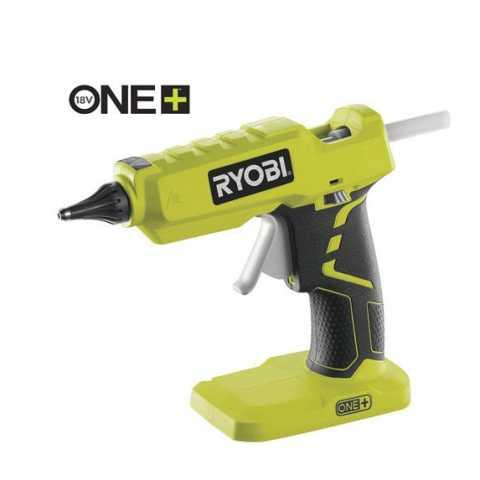 Купить Аккумуляторный термоклеевой пистолет Ryobi R18GLU-0 18В в интернет магазине инструментов Ирпень Буча Киев Украина