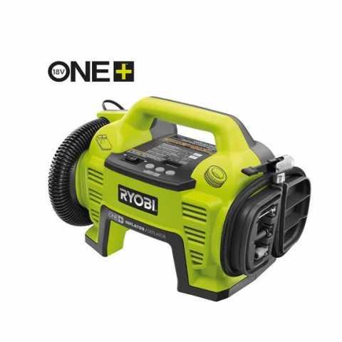 Купить Аккумуляторный Компрессор Ryobi R18I-0 18В в интернет магазине инструментов Ирпень Буча Киев Украина